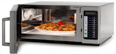 Microwave Repair Service